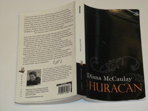 Book Review - Huracan by Diana McCaulay