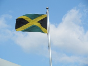 That Burning (Jamaican) Flag