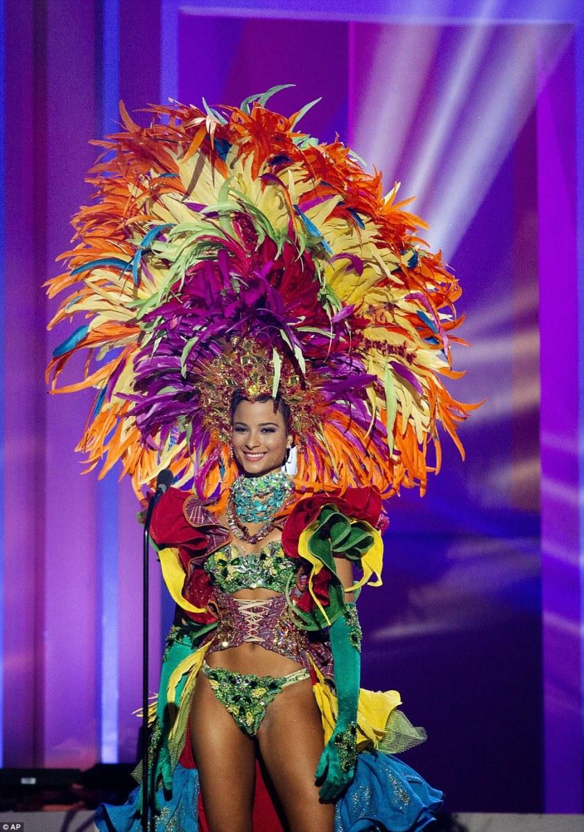 What Miss Jamaica Missed